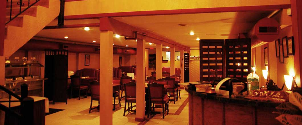rent banquet room, Mantra Indian Cuisine & Spirits interior